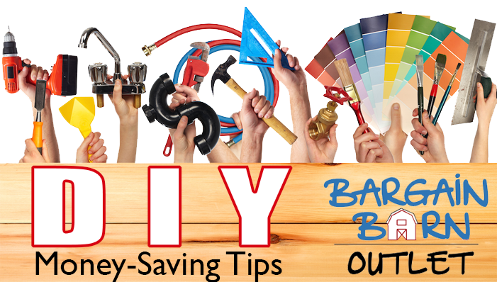 Saving money on diy projects bargain barn outlet store when it comes to diy do it yourself projects the main is goal is to save money by doing it on your own or with other volunteers a few of us actually solutioingenieria Image collections